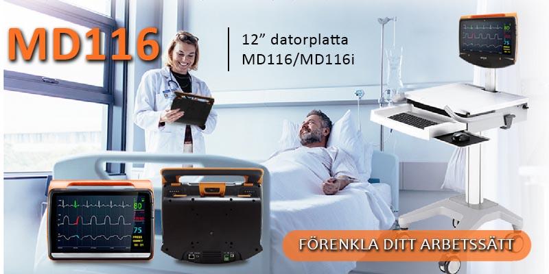 Datorplatta MD116