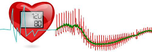 hur regleras blodtrycket
