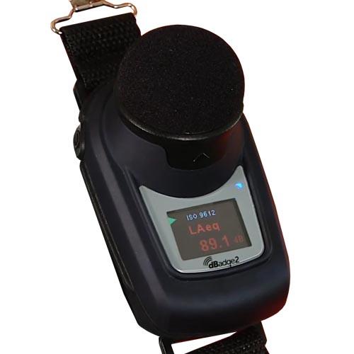 Bullerdosimeter dBadge2