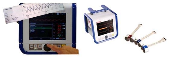 Icke invasiv kontinuerlig blodtrycksmätare