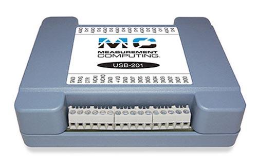 Mätsystem för PC