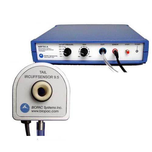 Icke-invasiv blodtrycksmätare för gnagare med svans