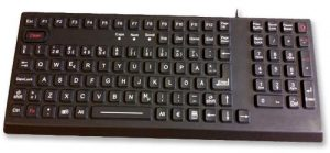 Stabilt tangentbord från KEY-TEK