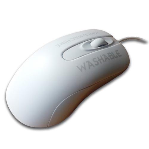 Fullstor optisk mus med scroll-hjul