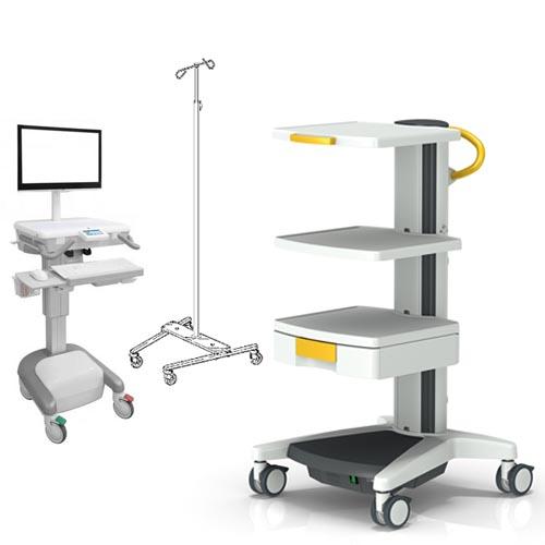 Vagnar för vården från ett brett utbud tillverkare