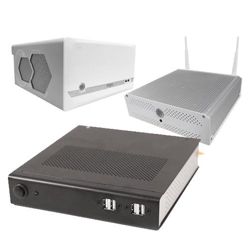 Box-PC stationär dator för vården