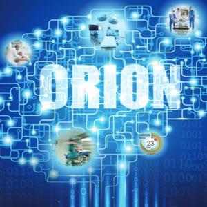 Programvara till dator för vården, ORION