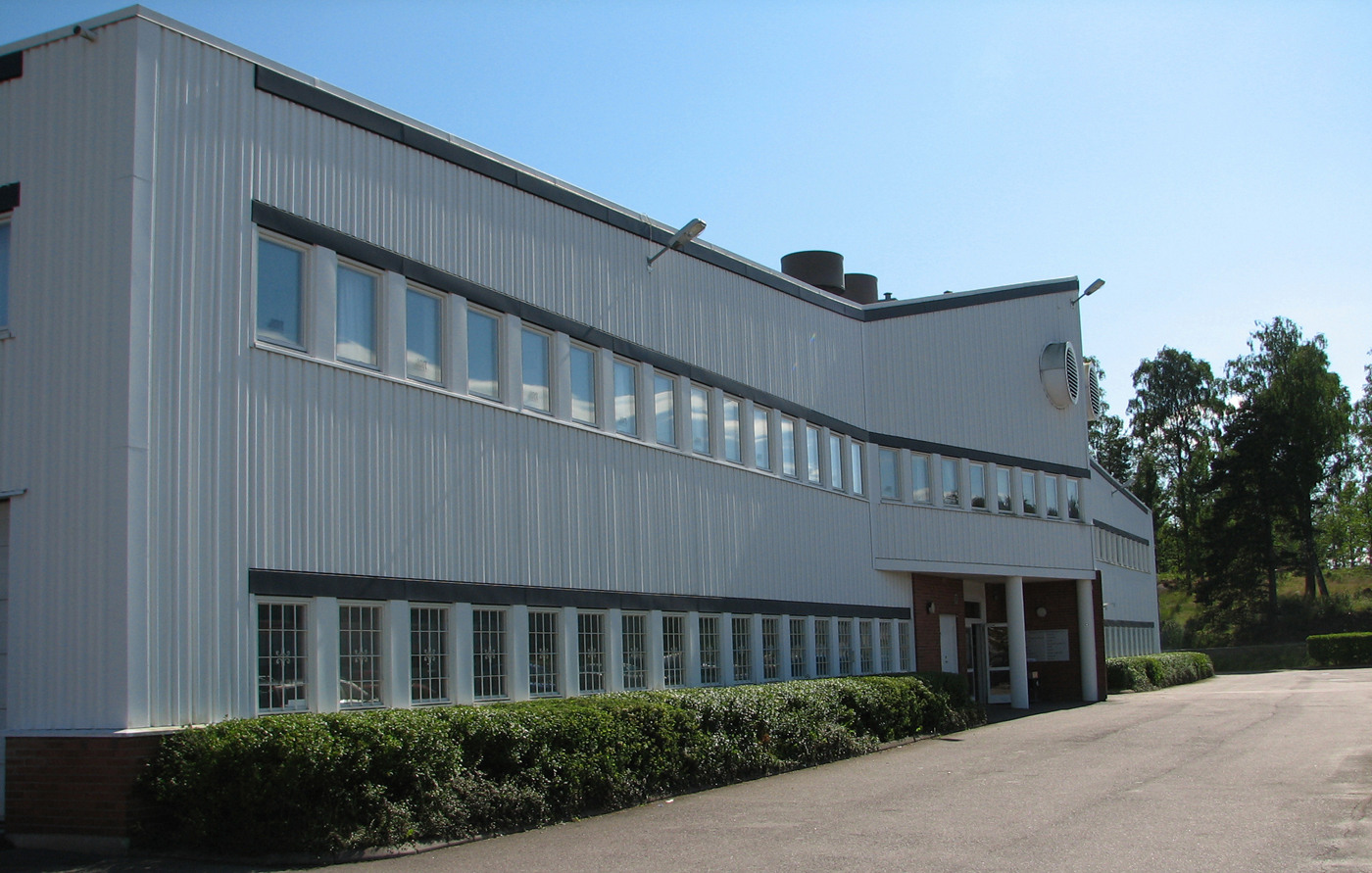 Foto på JoR AB företagshus